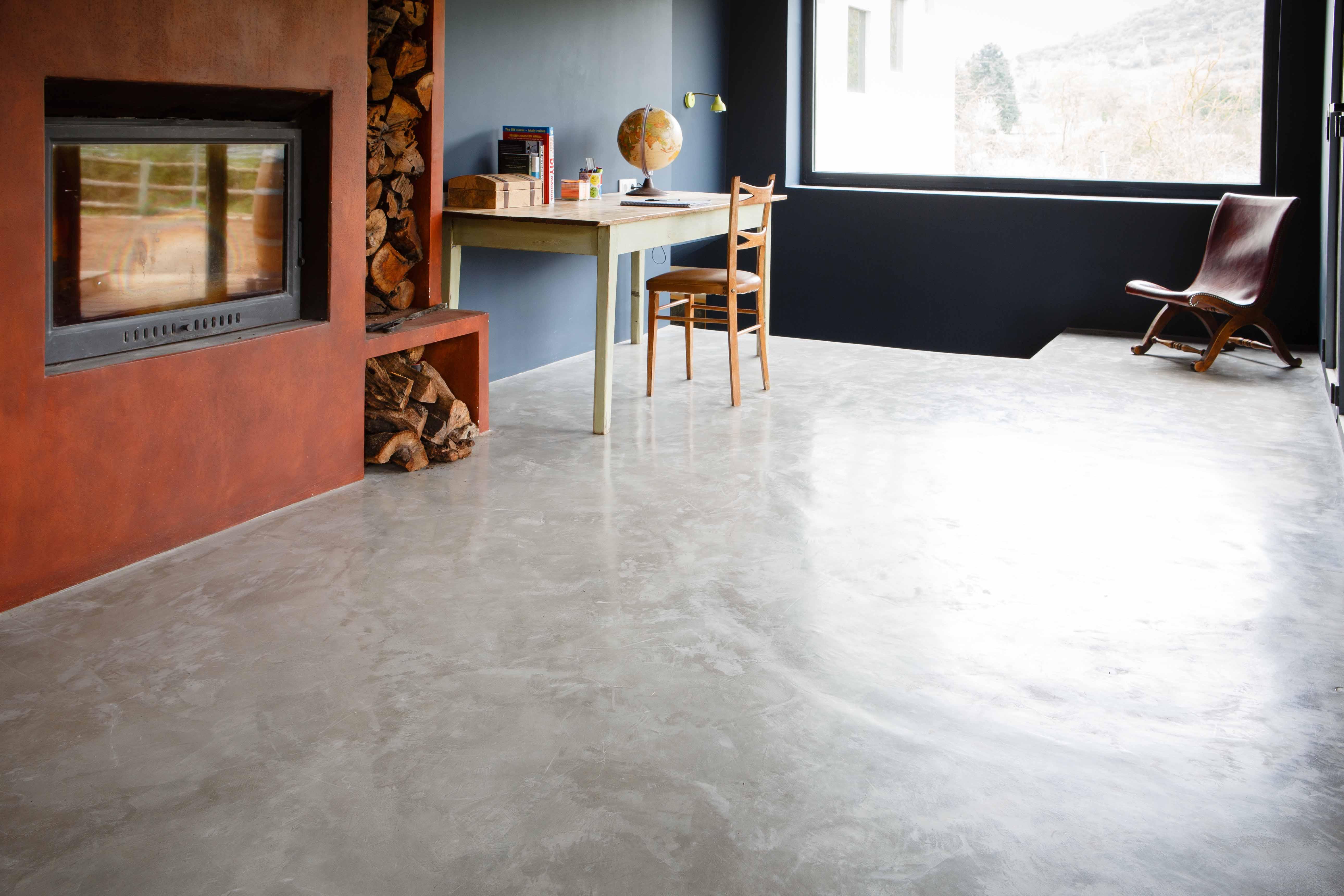 Microcemento microhormigon - Suelos cemento pulido precios ...